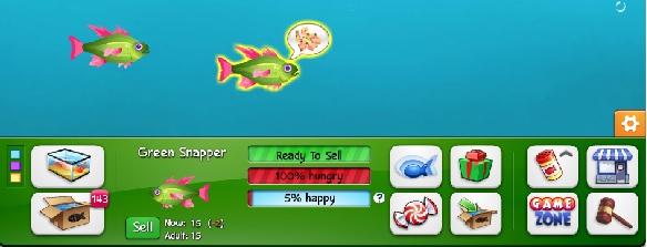 Hungry Fish